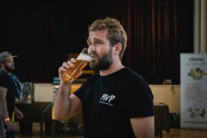 Moravská vernisáž piva v červnu 2021. Foto: facebook MVP
